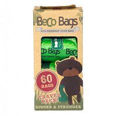 Beco Bags ekologiczne woreczki, 60 szt.