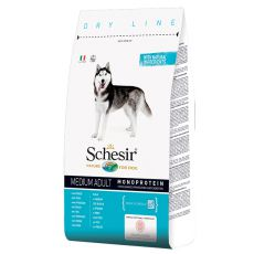 SCHESIR DOG Medium Adult Maintenance ryba, 3kg