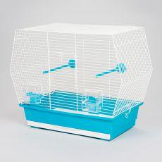 Klatka dla papug GABI - 53 x 28 x 43 cm