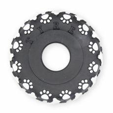 Zabawka dla psa - winylowa opona, 11cm