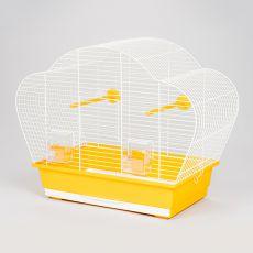 BETA - klatka dla papug - 56,5 x 28 x 44,5 cm