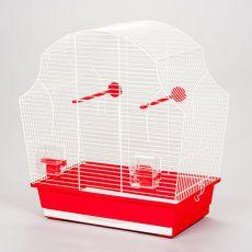 Klatka dla papug - MARGOT I - 43 x 25 x 47 cm