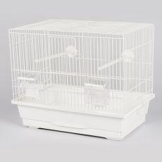 Klatka KANAREK - dla kanarków - 39 x 25 x 33,5 cm