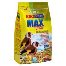 KIKI MAX MENU Goldfinches - pokarm dla małych ptaków egzotycznych 500g