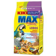 KIKI MAX MENU - pokarm dla dużych papug 800g
