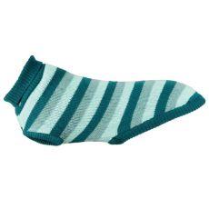 Sweter Trixie Burnaby turkusowo-miętowy, L 55 cm