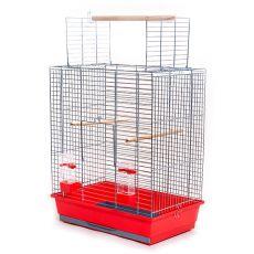 Klatka dla papug ARA chrom - 54 x 34 x 68,5 cm