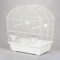 MEGI - klatka dla papug - 43 x 25 x 47cm
