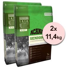 Acana Heritage Senior 2 x 11,4 kg