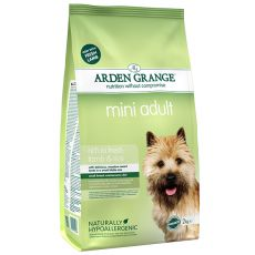 ARDEN GRANGE Adult Mini rich in fresh lamb & rice 6 kg