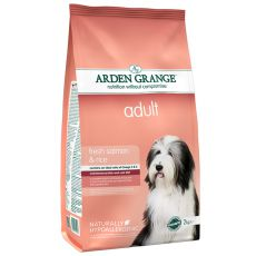ARDEN GRANGE Adult fresh salmon & rice 12 kg