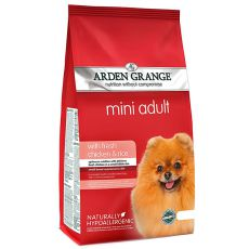 ARDEN GRANGE Adult Mini with fresh chicken & rice 6 kg