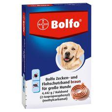 Obroża przeciw pasożytom BOLFO dla dużych psów, 66 cm