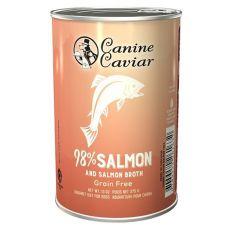 Puszka Canine Caviar SALMON Grain Free 375 g