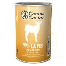 Puszka Canine Caviar LAMB Grain Free 375 g