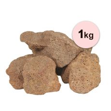 Kamienie wulkaniczne Volcano Stone S do akwarium - 1kg