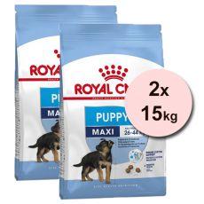 ROYAL CANIN MAXI PUPPY 2 x 15 kg