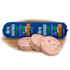 BRIT Sausage Turkey & Peas 800 g