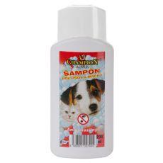 CHAMPION przeciwpasożytniczy szampon dla psów i kotów 200 ml