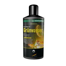 DENNERLE Grünwasser-Klarer 500 ml - przeciw zielonym glonom