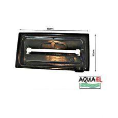 Klasyczne oświetlenie górne do akwarium 50 x 30 cm IPX7