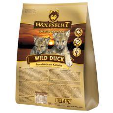 WOLFSBLUT Wild Duck Puppy 15 kg