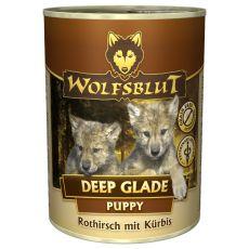 Konserwa WOLFSBLUT Deep Glade PUPPY, 395 g