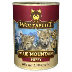 Konserwa WOLFSBLUT Blue Mountain PUPPY, 395 g