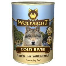 Konserwa WOLFSBLUT Cold River, 395 g