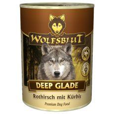 Konserwa WOLFSBLUT Deep Glade, 395 g