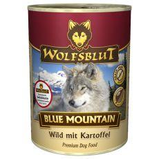 Konserwa WOLFSBLUT Blue Mountain, 395 g