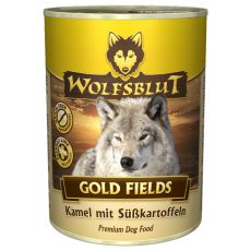 Konserwa WOLFSBLUT Gold Fields, 395 g
