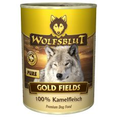 Konserwa WOLFSBLUT Gold Fields PURE, 395 g