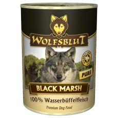 Konserwa WOLFSBLUT Black Marsh PURE, 395 g