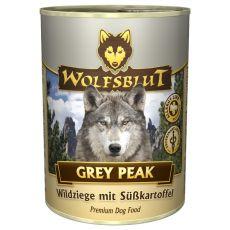 Konserwa WOLFSBLUT Grey Peak PURE, 395 g