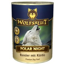 Konserwa WOLFSBLUT Polar Night, 395 g