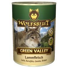Konserwa WOLFSBLUT Green Valley, 395 g