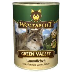 Konserwa WOLFSBLUT Green Valley, 395 g