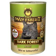 Konserwa WOLFSBLUT Dark Forest, 395 g