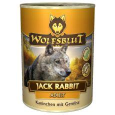 Konserwa WOLFSBLUT Jack Rabbit, 395 g