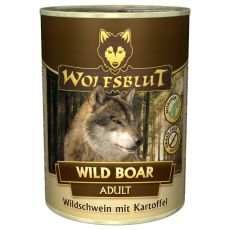 Konserwa WOLFSBLUT Wild Boar, 395 g