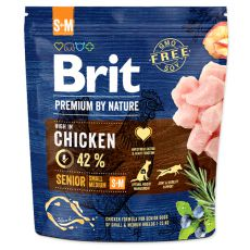 Brit Premium by Nature Senior Small a Medium 1 kg