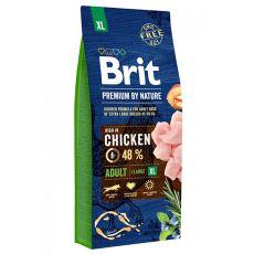 Brit Premium by Nature Adult Extra Large 15 kg
