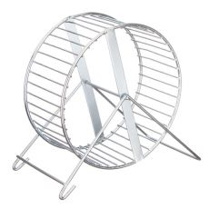 Mały metalowy kołowrotek