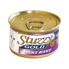 Konserwa STUZZY Gold - biała ryba, 85g
