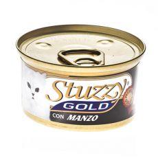 Konserwa STUZZY Gold - wołowina, 85g