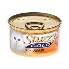 Konserwa STUZZY Gold - pstrąg, 85g