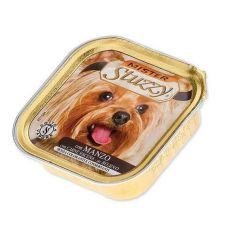 Tacka Mister STUZZY Dog - wołowina, 150g