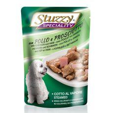 Stuzzy Speciality Dog - kurczak z szynką, 100 g