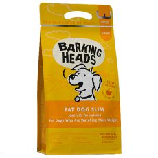 BARKING HEADS Fat Dog Slim LIGHT 2 kg